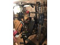 Nautilus multi gym