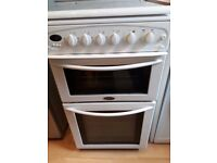 Belling Double oven freestanding gas cooker