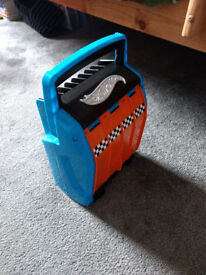 Hot Wheels Carry Case