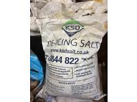 DE-ICING SALT £2 each or 3 for £5