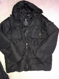 Mens Winter Rocket Rugged Jacket With