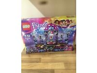 Bundle of new in box and built lego friends