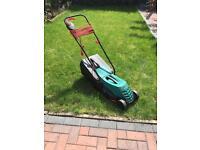 Lawn mower Bosch Rotak 320ER