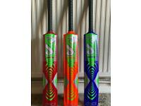 Rehan magic fiber bats and tape ball bats