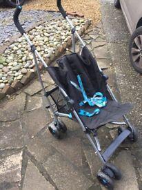 Mammas and Pappas stroller