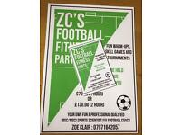 ZC's Football-Fitness Parties