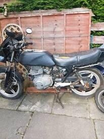 Honda 395cc