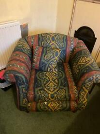 Lovely comfy chair