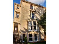 Smart Flat + Parking + Garage, off Whiteladies Rd, Redland, Bristol, Hall Floor, 2 Dbl Bedrooms