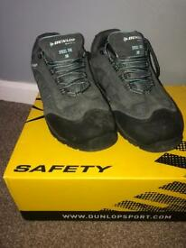 Steel Toe Cap Safety shoes size 6