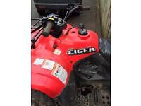 Suzuki eiger Quad 400cc