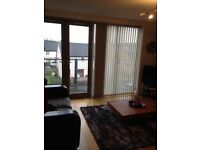 Modern 2 bed flat - lovely views with easy transport links
