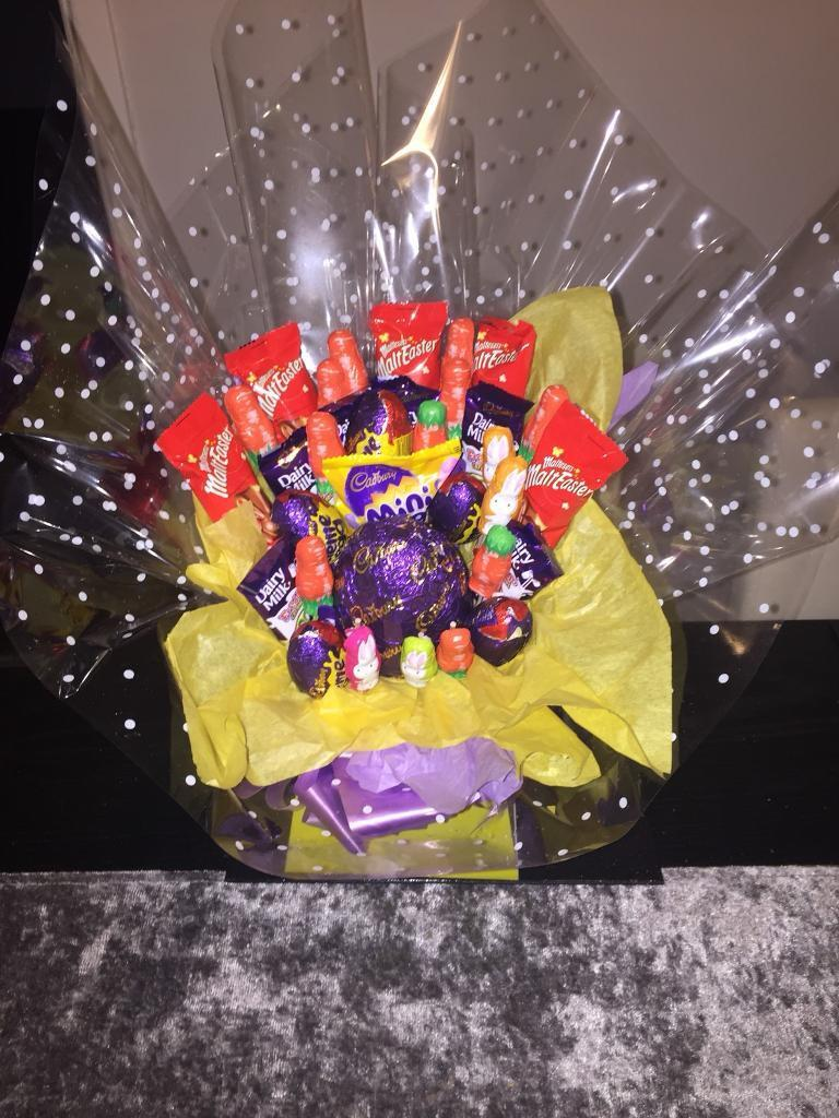Chocolate bouquet hampers