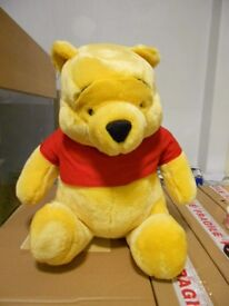 LARGE POOH BEAR 19in
