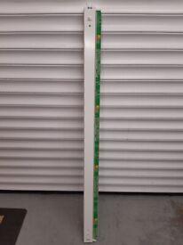 Under Cupboard Linkable Fluorescent Light Fitting