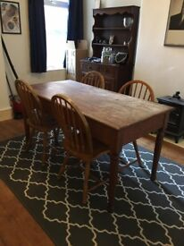 Dining Table 4 Chairs FOR SALE