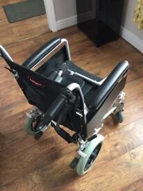 Enigma light wheelchair