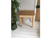 Wooden Child's Desk