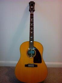 Epiphone Electro/acoustic guitar