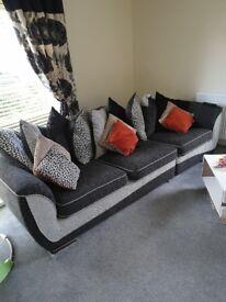 Sofa, corner sofa