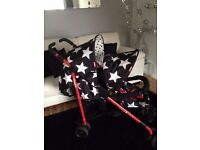 • Cosatto Shuffle Tandem/Double Pushchair