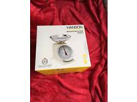 Kitchen weighing scales brand new never opened