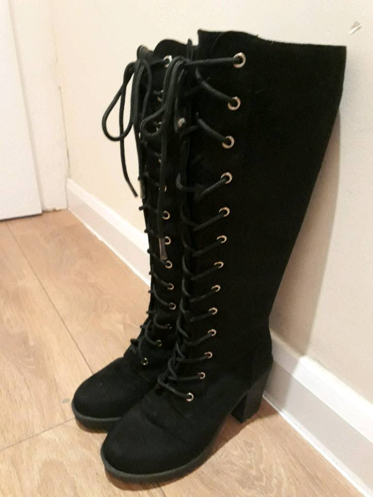 1c6c8b5dbb7 WIDE FIT BOOTS | in Leicester, Leicestershire | Gumtree