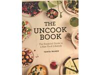 The uncook book recipe book - raw food lifestyle