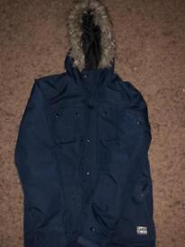 Parka Coat Supply and demand (small)