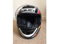 HJC AC10 Motorcycle Helmet Size Small (S56)