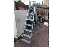 step ladder in good condition