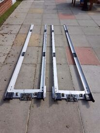 Ex BT ladder rack ×2 for sale.