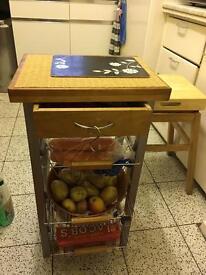Kitchen Storage units with draws