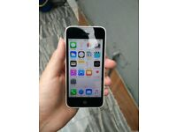 IPHONE 5C (16gb) WHITE UNLOCKED