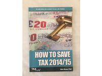 How to Save Tax 2014/15 - Nick Braun