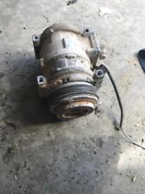 Iveco daily air con pump