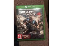 GEAR OF WAR 4 - XBOX ONE