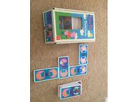 Peppa Pig dominoes