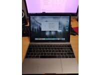 Apple MacBook Space Gray 256 GB SSD 12'' Retina Display 8GB Ram (April, 2016)