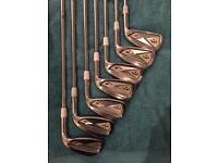 Callaway x forged 2013 irons