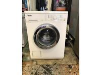 Miele washing mechine primer plus water control system white