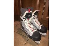Easton stealth ice skates