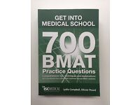 BMAT book new edition. Brand new, never opened.
