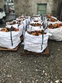 FIREWOOD FOR SALE - DELIVERY AVAILABLE