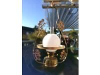 Oils lamp