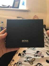 Brand new Hugo boss coin purse