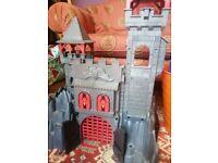 Playmobil, Red Dragon Castle.