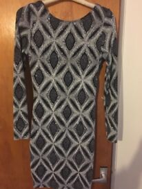 Women river island dress 10
