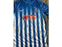 Signed Kilmarnock FC Top