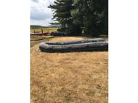 Avon Inflatable 5.4m Boat